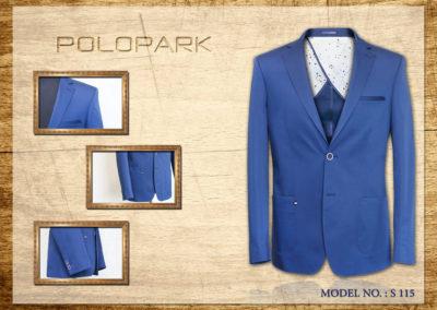 PoloPark S 115