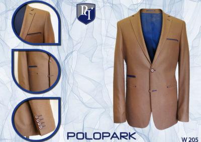 PoloPark W 205