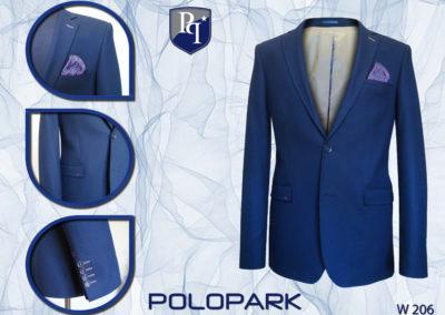 PoloPark W 206